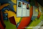 Петербургские граффити. Виктор Сплэш: Фоторепортаж
