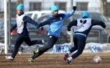 Лига Европы, Зенит-Базель, ответный матч 14 марта. Тренировка: Фоторепортаж