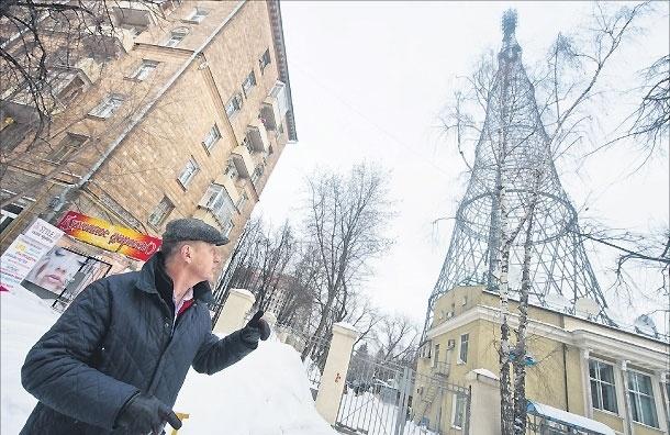 Почему падает башня Шухова?