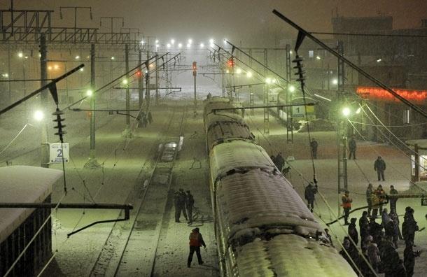 В Москве будет построено 240 км новых железных дорог - мэр Собянин