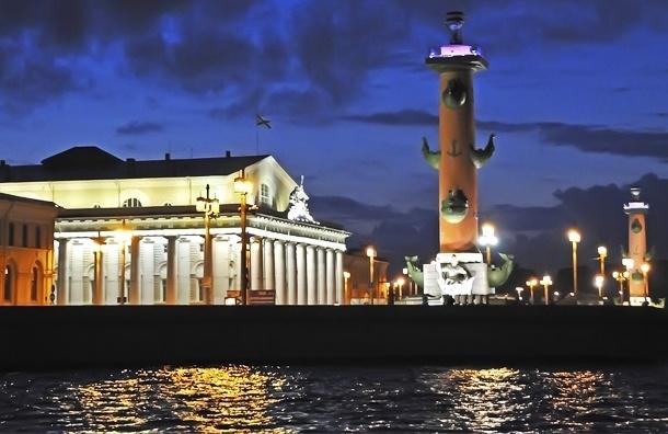 В Петербурге продлят световой день за счет новой концепции ночного освещения