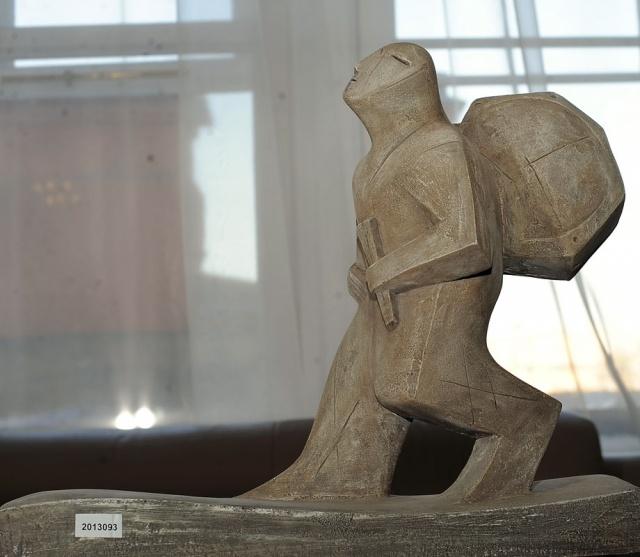 Новые скульптуры Петербурга: Фото