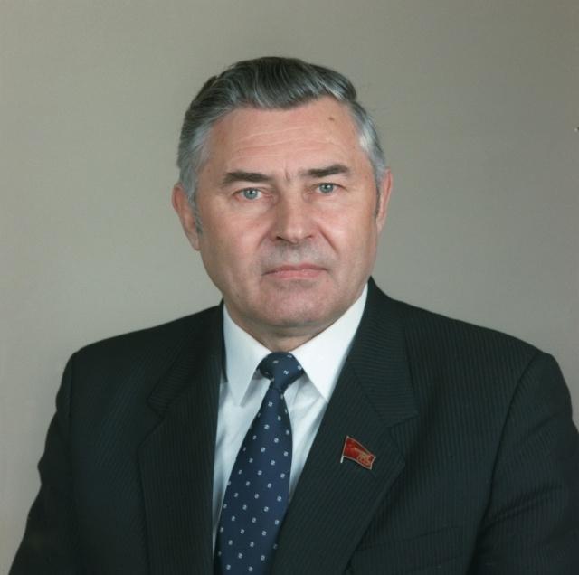Последний президент Академии наук СССР Гурий Марчук: Фото
