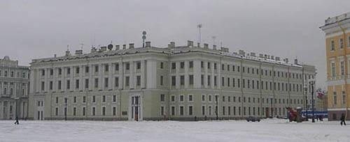 Штаб гвардейского корпуса: Фото
