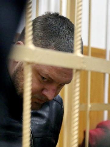 Юрий Заруцкий, напавший на Сергея Филина: Фото