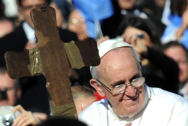 Интронизация Папы Римского - фото ИТАР-ТАСС: Фото