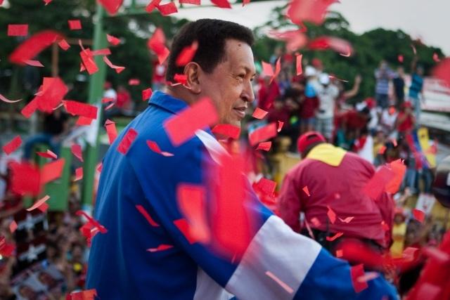 Каким запомнит мир Уго Чавеса: Фото