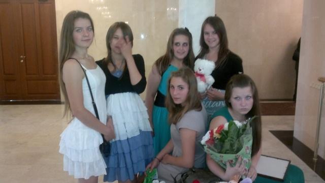 Семья Юлии и Валентины Егоровых: Фото