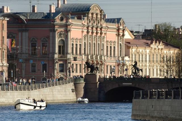 Весна в Петербурге: Фото