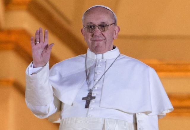 Новый Папа Римский Франциск I - фото: Фото