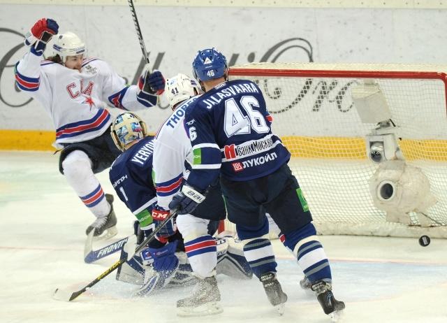Кубок Гагарина: СКА - Динамо 26 марта: Фото