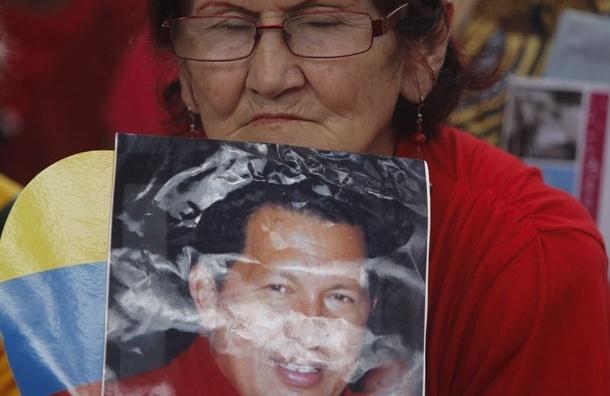 Книга памяти Уго Чавеса. Свои соболезнования можно выразить письменно