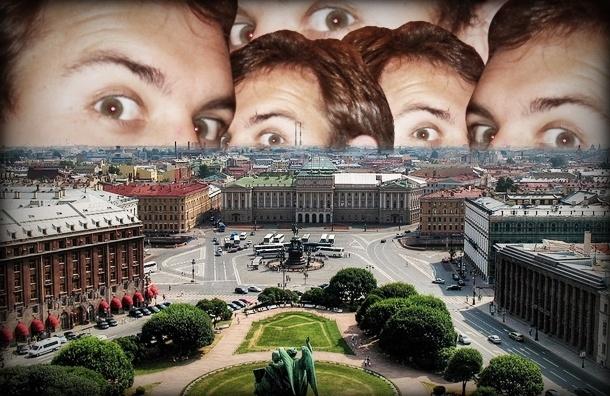 100 тысяч москвичей переехали в Петербург за последние два года