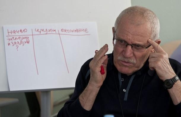 Режиссер Александр Митта отмечает сегодня 80-летний юбилей
