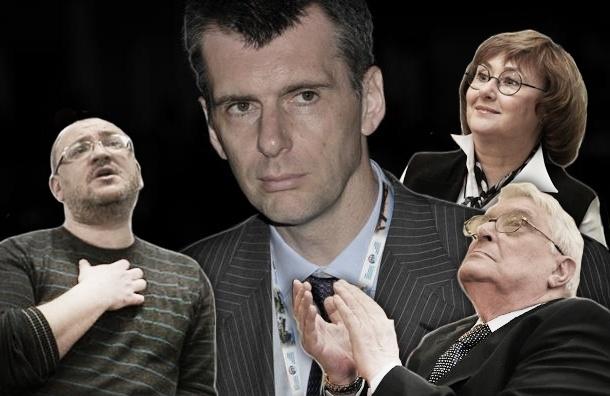 Олег Басилашвили и Ко объяснили, зачем им «Гражданский комитет» Михаила Прохорова
