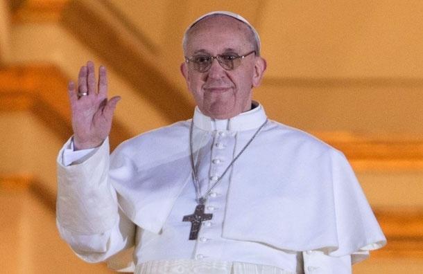 Папа Римский Франциск: первый Франциск, латиноамериканец, иезуит, футбольный фанат