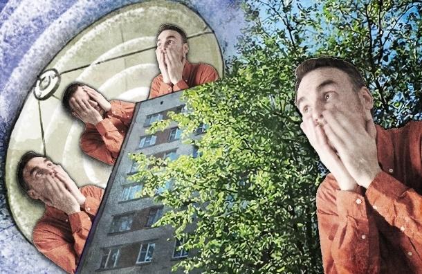 У петербуржцев обострилась радиофобия: жалуются на антенны-ретрансляторы на крышах