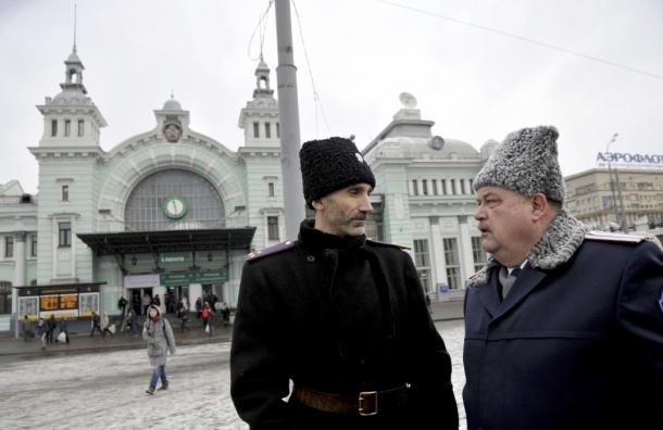 Москва будет платить казакам за патрулирование из городского бюджета