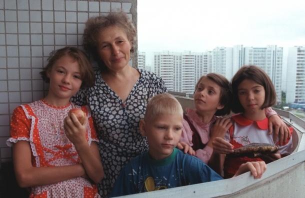 Москвичам удвоят пособия на усыновленных детей - Собянин