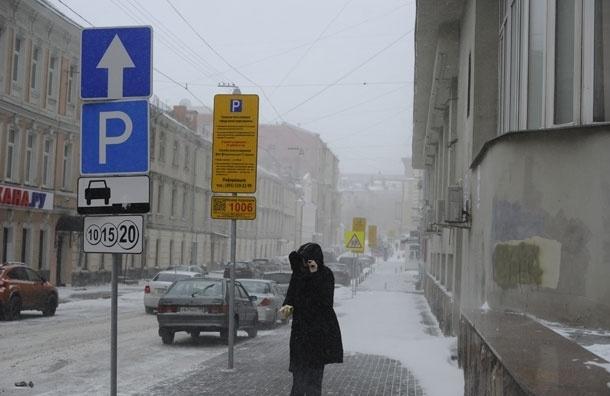 Вся Москва один большой сугроб. Снег прекратится только к вечеру