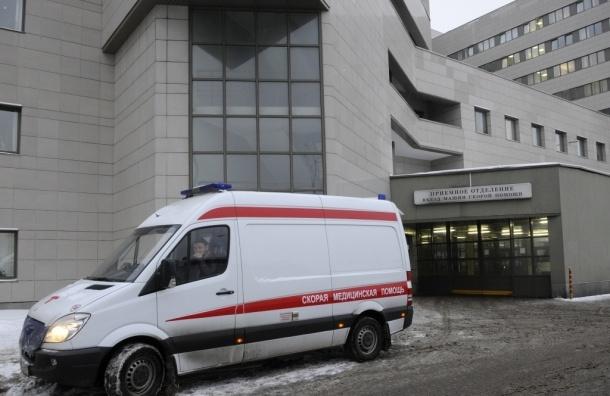 Московская больница №50 эвакуирована из-за задымления