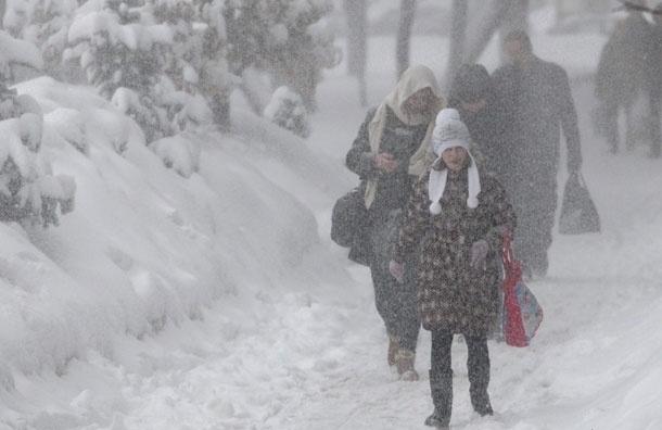 «Моника» идет. Москва готовится к аномальному снегопаду, который бывает раз в 50 лет