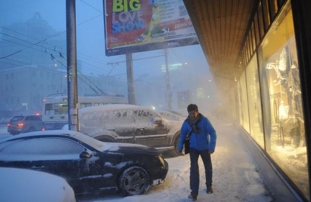 Сильные осадки и порывистый ветер сегодня в Москве - Метеобюро