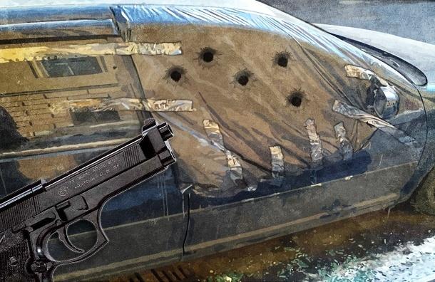 В Петербурге стали стрелять не только по маршруткам, но и по легковушкам