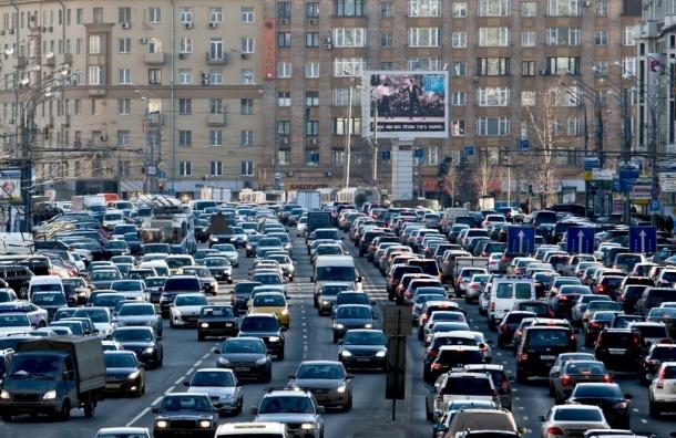 2 марта в центре Москвы ограничат движение транспорта