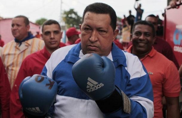 Уго Чавес: самые хлесткие высказывания в адрес известных политиков
