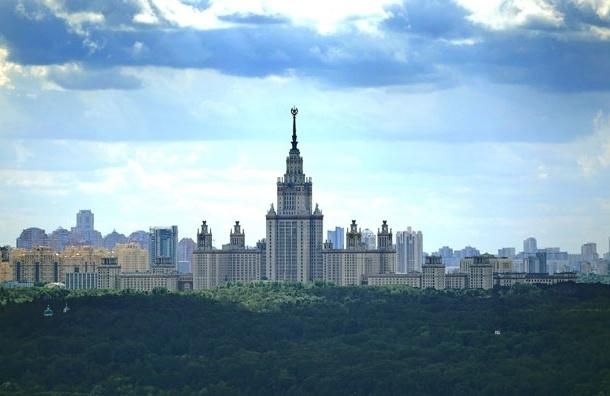 МГУ снова в сотне ведущих ВУЗов мира