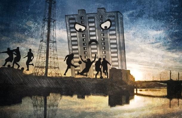 Строителям Петербурга понравилось застраивать стадионы, на очереди еще один