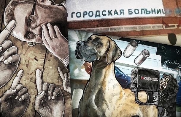 Чего хотят петербуржцы - от Полтавченко, от Путина, от жизни
