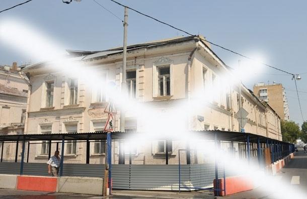 Чтоснесли приСобянине. Список исторических зданий, которых лишилась Москва