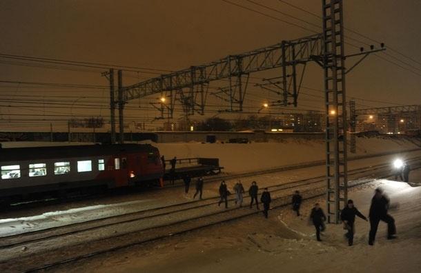 По Горьковскому, Ярославскому и Октябрьскому направлениям электрички будут ходить круглосуточно