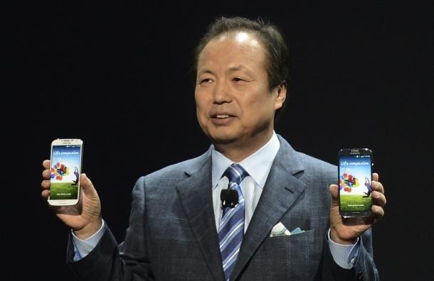 Новинка от Samsung. Презентация смартфона Galaxy 4-го поколения прошла в Нью-Йорке