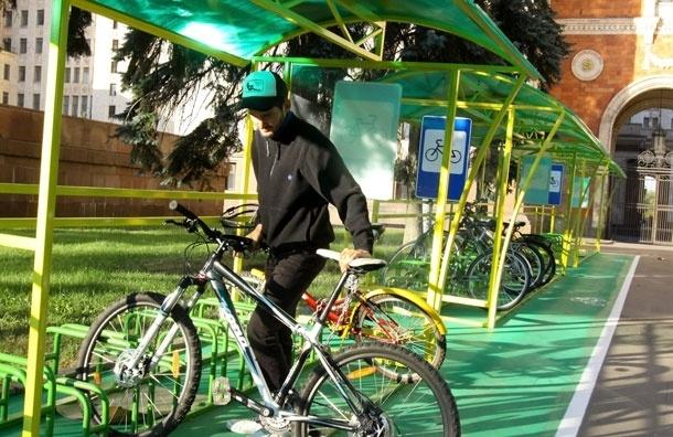 По Москве на велосипеде. Маршруты новых велосипедных дорожек