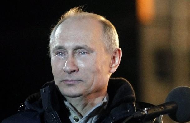 Истек первый год третьего срока Путина
