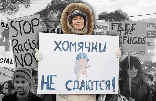 Михаил Делягин: Протест обречен - на марши ходят пожилые люди, зависшие в перестройке