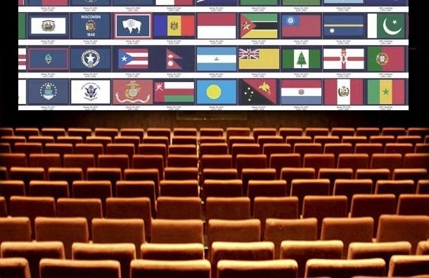 Где в Петербурге посмотреть кино на иностранном языке