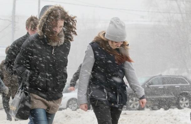 Чего нам ждать: зимы или весны?.. Гидрометцентр предупреждает