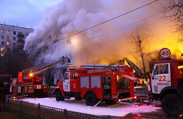 «Граждане, что ж вы творите!» - московский пожарный о работе и не только