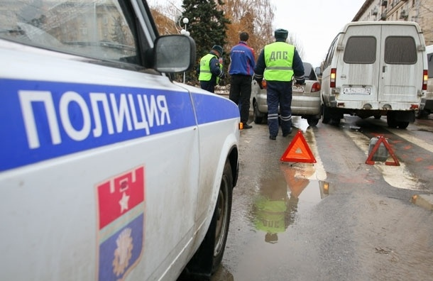 Погоня за иномаркой со стрельбой в Москве