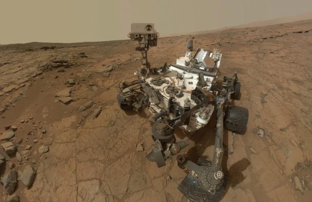 И на Марсе могли яблони цвести. На Красной планете нашли следы воды