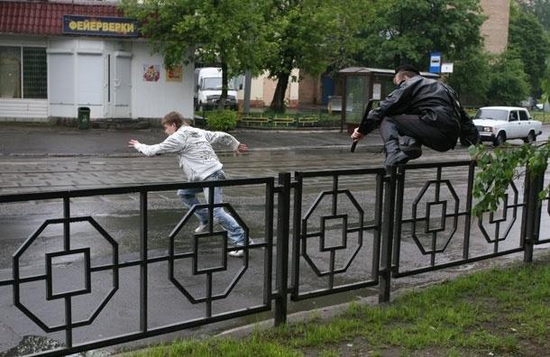 В Москве поймали преступников