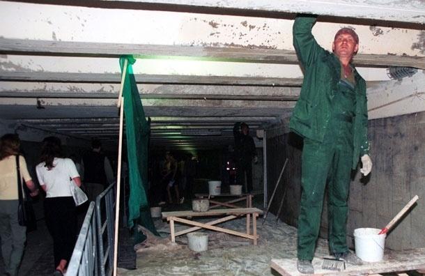 Малый бизнес  Москвы достают из‑подземли