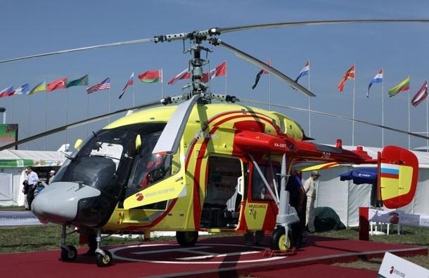 Правительство Москвы закупит четыре медицинских вертолета