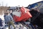 Авария под Вологдой 28 марта 2013 года: в ДТП пострадали сироты из детдома