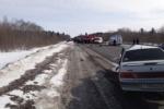 Автобус с детдомовцами из Петербурга попал в аварию под Вологдой, шестеро погибших