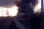 На Украине взорвалась ТЭС, без света и воды остался целый город
